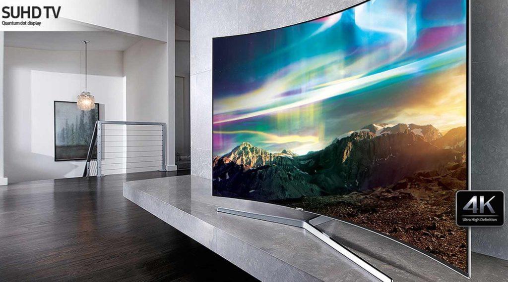 melhor tv 4k 2021